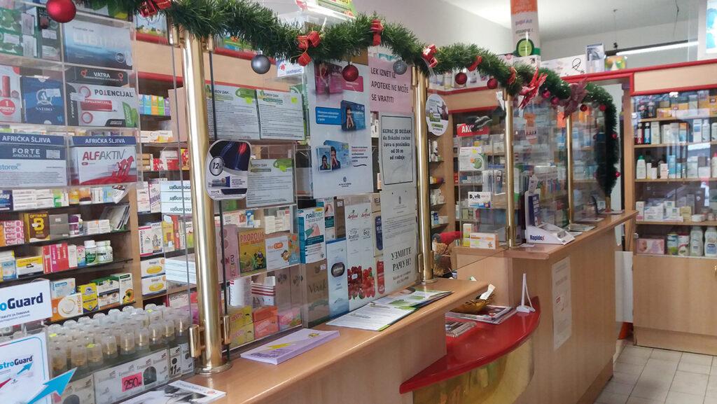 BizPass u apoteci Belafarm Nis - za pacijente
