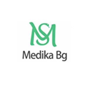 SM Medika BG logo